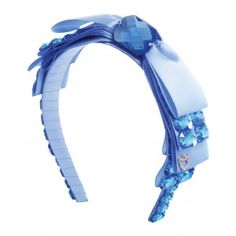 Headband by Sereni & Shentel. Bow Down in Bluebird. Made in Borneo. Shop here: http://sereniandshentel.com/bow-down/281-bow-down-bluebird.html $69
