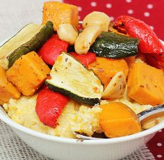 Slow Cooker Roast Vegetables--Be surprised by how a slow cooker can bring out the veggies' flavor and sweetness.