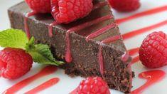 Flourless Chocolate Cake I