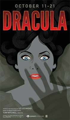 Looking for something to do on campus? Go see Dracula at the Krannert Center!