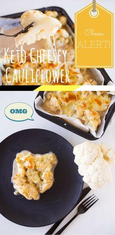 What is a ketogenic blog without a recipe for cauliflower cheese? Cauliflower is a fantastic vegetable on a low carb diet due to its versatility. It can be used as a rice substitute, a flour substitute and even fried substitute. via @fatforweightlos