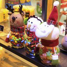 Renas do papai Noel Design de Embalagem de Chocolate Caixa de Doces de Natal Evento & Party Favors alishoppbrasil