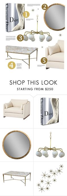 """""""Home Decor"""" by kathykuohome ❤ liked on Polyvore featuring interior, interiors, interior design, home, home decor, interior decorating, homedecor and livingroomdecor"""
