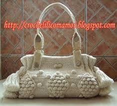 Image result for bolsa de croche angelina jolie grafico