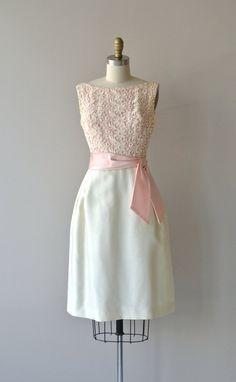 Bonne Nouvelle dress vintage 1960s dress formal by DearGolden