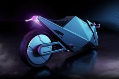 This Rimac Cyberbike channels the Tesla Cybertruck's charm… without those breakable windows | Yanko Design Cyberpunk Aesthetic, Concept Motorcycles, Blade Runner 2049, Tesla S, Cyberpunk 2077, Futuristic Cars, Design Language, Power Boats, Car Manufacturers
