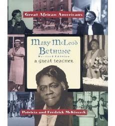 what made mary mcleod bethune famous