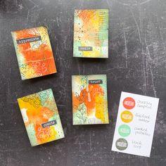 Distress Oxide Ink, Unique Cards, Tim Holtz, Atc, Appreciation, Doodles, Make It Yourself, Create, Mixed Media