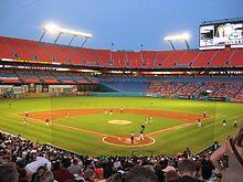 Sun Life Stadium (old Florida Marlins ballpark)