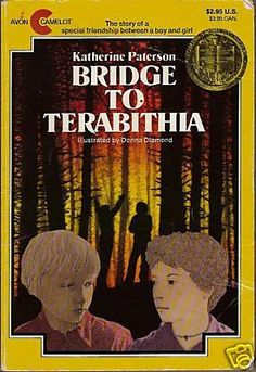 Bridge to Terabithia: 1978 second edition paperback