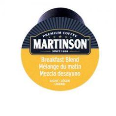 Case Martinson Breakfast Blend 96ct -- $52.80
