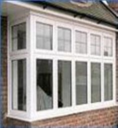 1000 images about box bay window ideas on pinterest bay for Box bay windows for sale