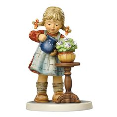 Just a Sprinkle- Hummel figurines - Google Search