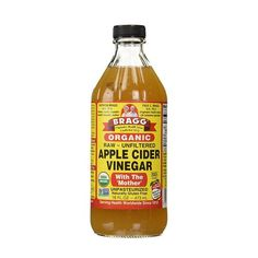 """Bragg Organic Apple Cider Vinegar with the """"Mother"""" Unfiltered Apple Cider Vinegar, Organic Apple Cider Vinegar, Natural Antacid, Batiste Dry Shampoo, Vinegar With The Mother, Acid Reflux Remedies, Skin Tag Removal, Natural Remedies, Oily Hair"""