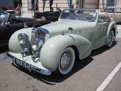 1946 Triumph 1800 Roadster