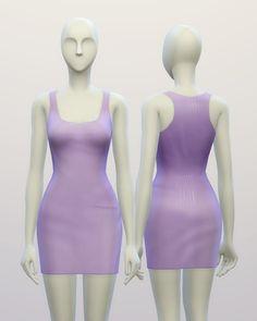 Rusty Nail: Basic dress MIII • Sims 4 Downloads