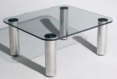 Marcuso 2530 Table for Zanotta 1969.