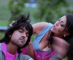 Hot Actress Kajal Agarwal Sexy Expression Gifs
