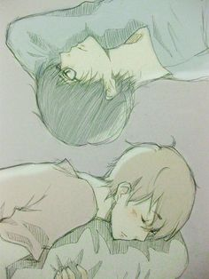 Zankyou no Terror, fan art: Nine and Twelve