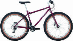 Surly 2014 Pugsley Ops Complete Fat Bike - Great bike with classic looks! #fatbike #bicycle