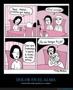 DOLOR EN EL ALMA