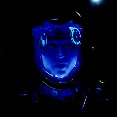 """Ron DeChant of Starset in their music video for """"My Demons."""""""