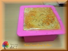 Σαπουνι Καροτου ''Baby Carrot soap'' by Eleni