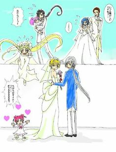 Marry the starlights Sailor Moon Funny, Sailor Moon Stars, Sailor Moon Usagi, Sailor Uranus, Sailor Moon Crystal, Sailor Mars, Stars And Moon, Sailor Moon Character, Sailor Mercury
