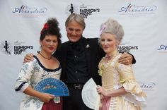 Celebrating Alexandria's inaugural Fashion's Night Out with Monte Durham  Photo by: Cindy Ann Peterson
