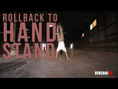 How To Rollback To A Handstand - YouTube