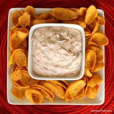 Super Easy Mexican Dip | 25 Easy Party Dips You Can Make In 20 Minutes