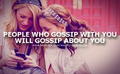 "The moment somebody begins to gossip, stop them and ask, ""Why do I need to know this?""    http://wft.co/uccrc #gossip #quote"