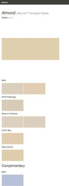 Almond. SlimLite™ Porcelain Panels. Slimlite. Daltile.