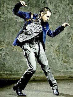 Wade Robson the dancing king
