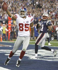 Super Bowl XLII Giants 17, Patriots 14