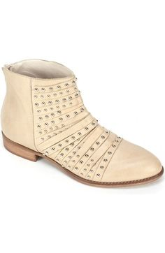 Summit 'Graycen' Studded Bootie (Women) available at #Nordstrom