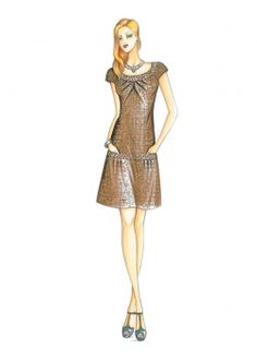 Our Patterns :: Sewing pattern 3214 -