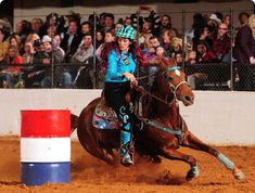 Most Girls- Fallon Taylor and Babyflo Barrel Racing Edit Country Playlist, Fallon Taylor, Pole Bending, Barrel Racing Horses, Horchata, Baby Horses, Saddles, Horse Tack, Cowgirls