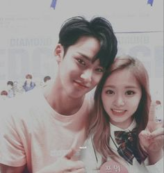 Kpop Couples, Mingyu Seventeen, Tzuyu Twice, K Idols, Baekhyun, Couple Goals, Sailing, Wattpad, Ship