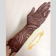 Mehndi/ Henna is a form of body art from the Indian subcontinent, where designs are created on the body of a person. Check out Best Easy Mehndi Designs Mehndi Designs Front Hand, Indian Henna Designs, Latest Bridal Mehndi Designs, Full Hand Mehndi Designs, Henna Art Designs, Mehndi Designs For Beginners, Mehndi Designs For Girls, Wedding Mehndi Designs, Mehndi Designs For Fingers
