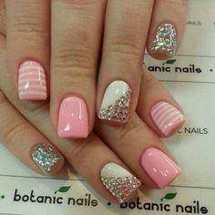 Do something different on the ring finger....