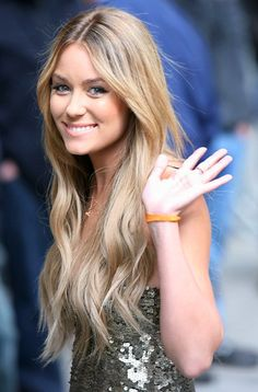 I want my hair to be this long...please