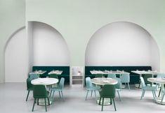 Si chiama Budapest Café, si trova a Chengdu ed è un amorevole omaggio al regista americano