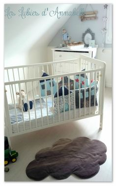 Chambre b b gar on baby boy room on pinterest 23 pins for Tapis chambre bebe garcon
