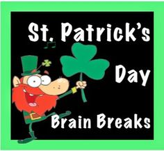 The Speech Space: Five Fab Freebies: St. Paddy's Day
