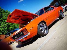 #chevy #69 Camaro #rallysport #Automutt #carsimthesquare #carshow #Monroe #Wisconsin #Hereallnight