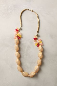 Another Anthropologie necklace