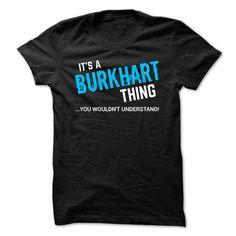 SPECIAL - It a BURKHART thing      - #softball shirt #cute tshirt. BUY NOW => https://www.sunfrog.com/Funny/SPECIAL--It-a-BURKHART-thing-.html?68278