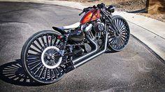 Harley-Davidson : Sportster