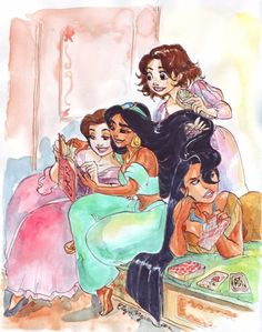 The Love of Disney